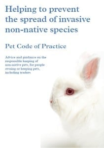 pet code of practice front cover pic